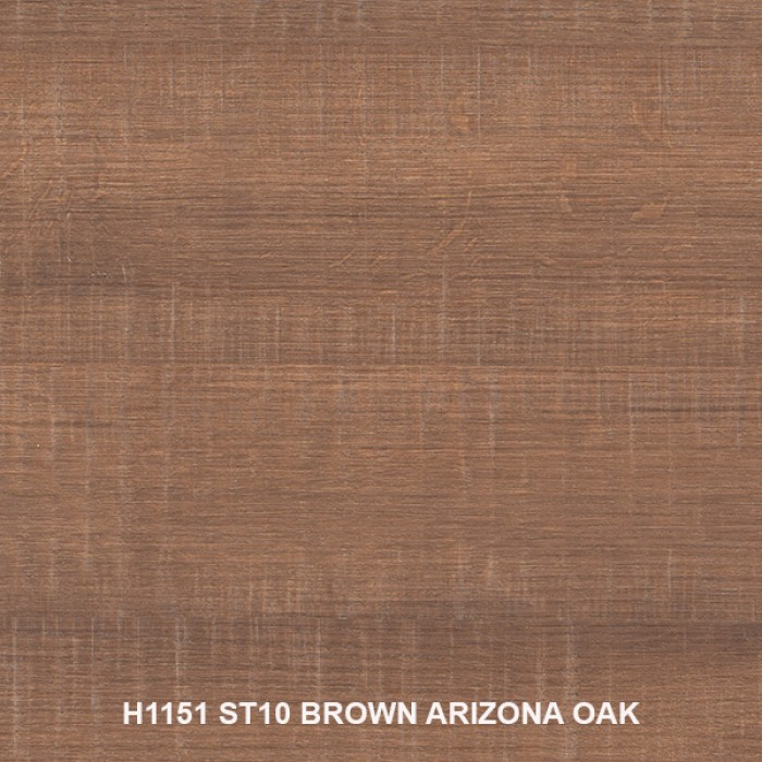 H1151 ST10 BROWN ARIZONA OAK